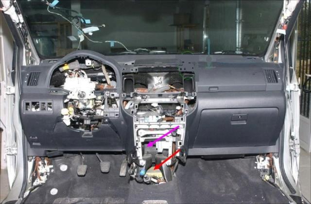 Panne commande au volant, module bluetooth et autoradio Tablea14