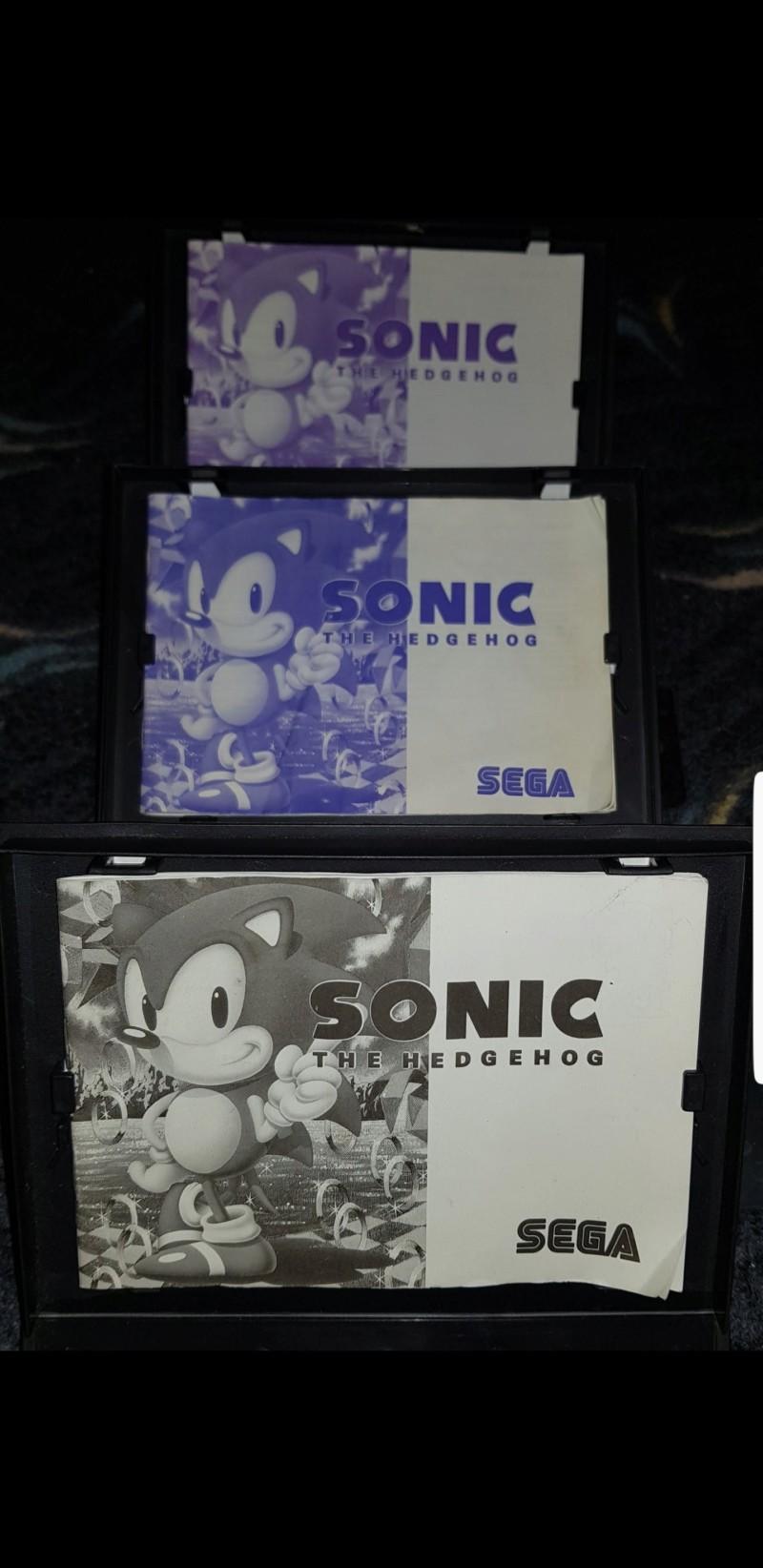 Sonic notice noir et blanc ??? 20181226