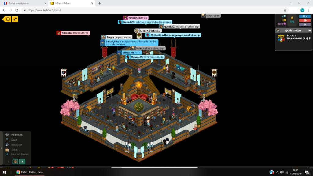 [C.M] Rapports d'Activités de _SarahLove_ Ra1710