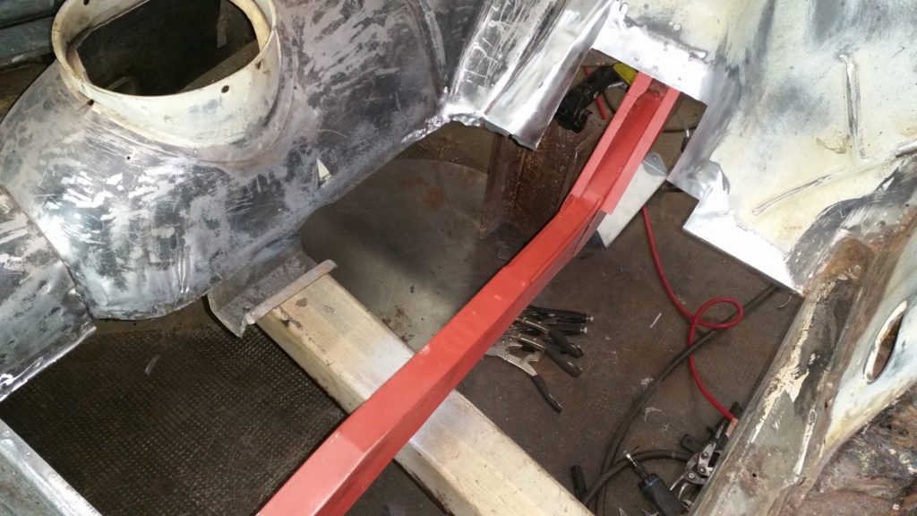 Restauration Alfa 2000 GT Veloce - Page 2 20160114