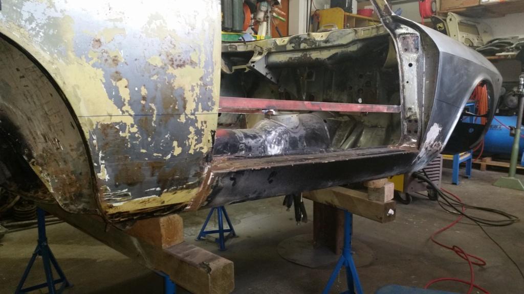 Restauration Alfa 2000 GT Veloce - Page 2 20160316