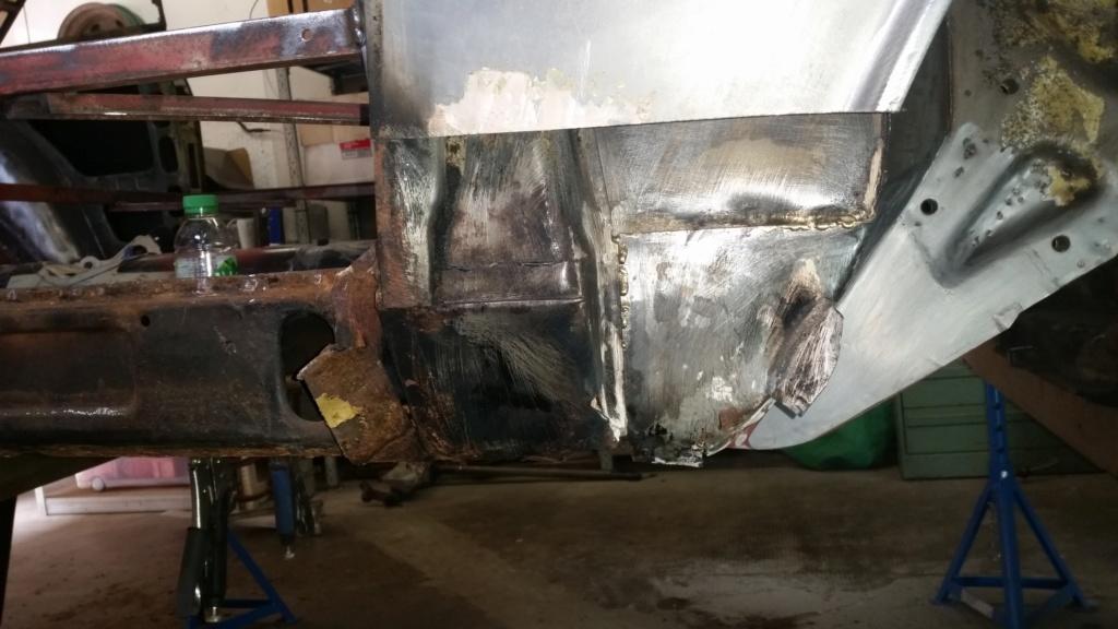 Restauration Alfa 2000 GT Veloce - Page 2 20160319