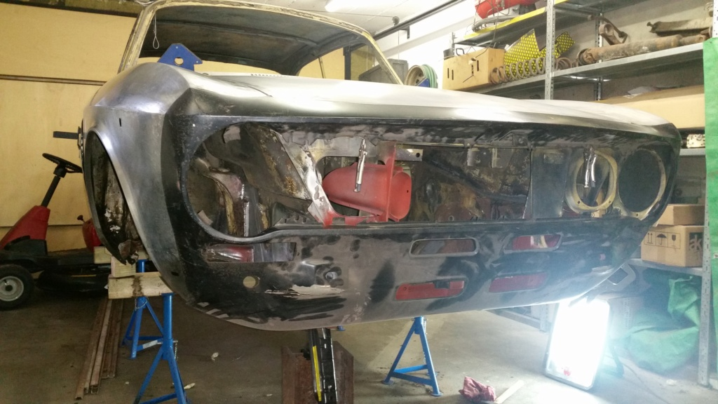 Restauration Alfa 2000 GT Veloce - Page 6 20160329