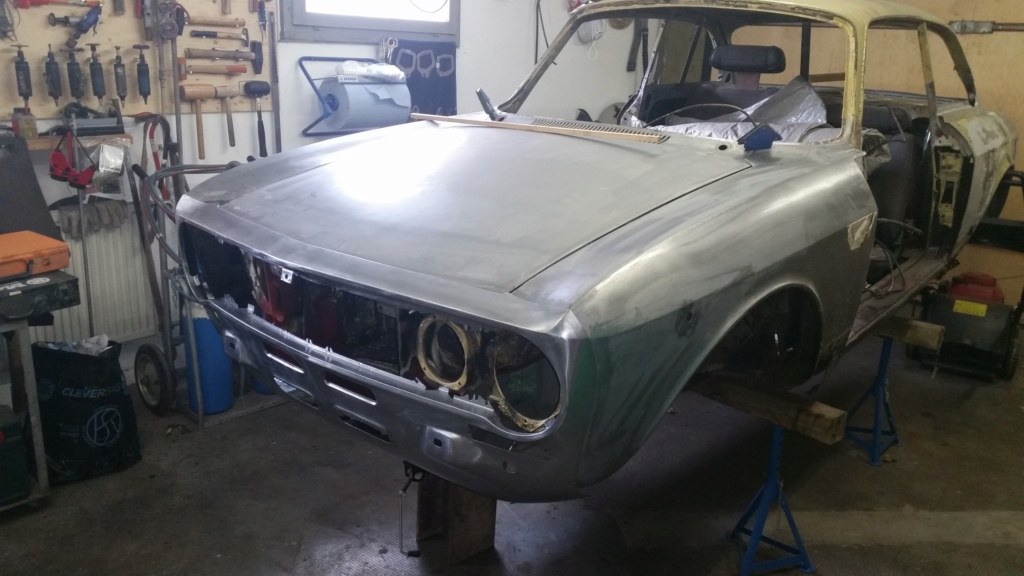 Restauration Alfa 2000 GT Veloce - Page 6 20160330