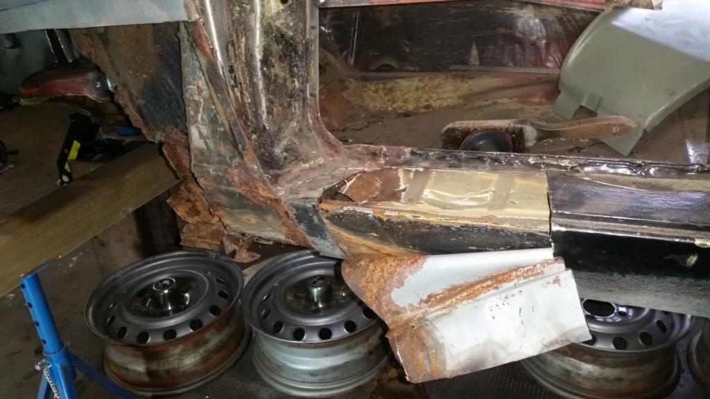 Restauration Alfa 2000 GT Veloce - Page 3 20160413