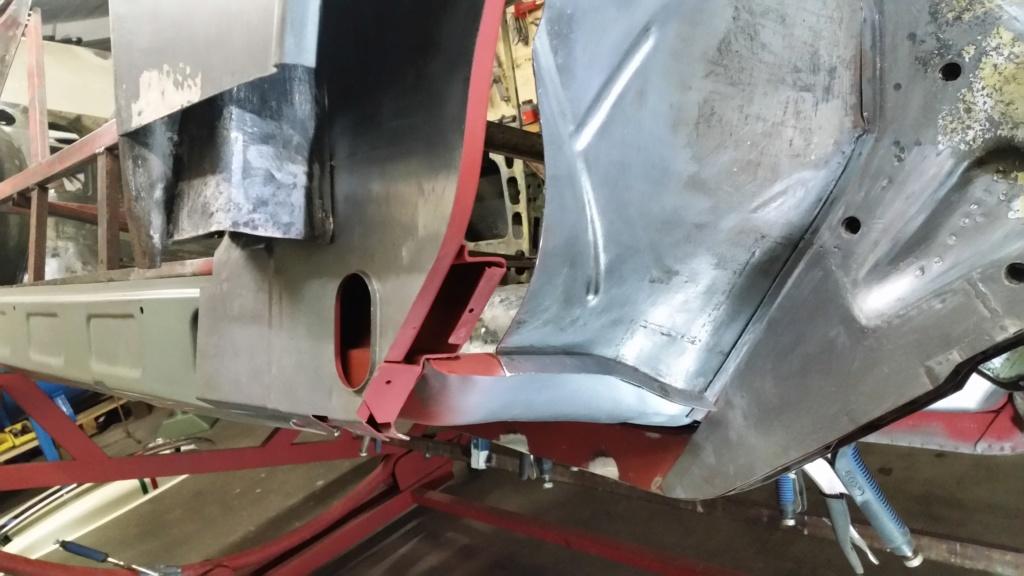 Restauration Alfa 2000 GT Veloce - Page 2 20161010