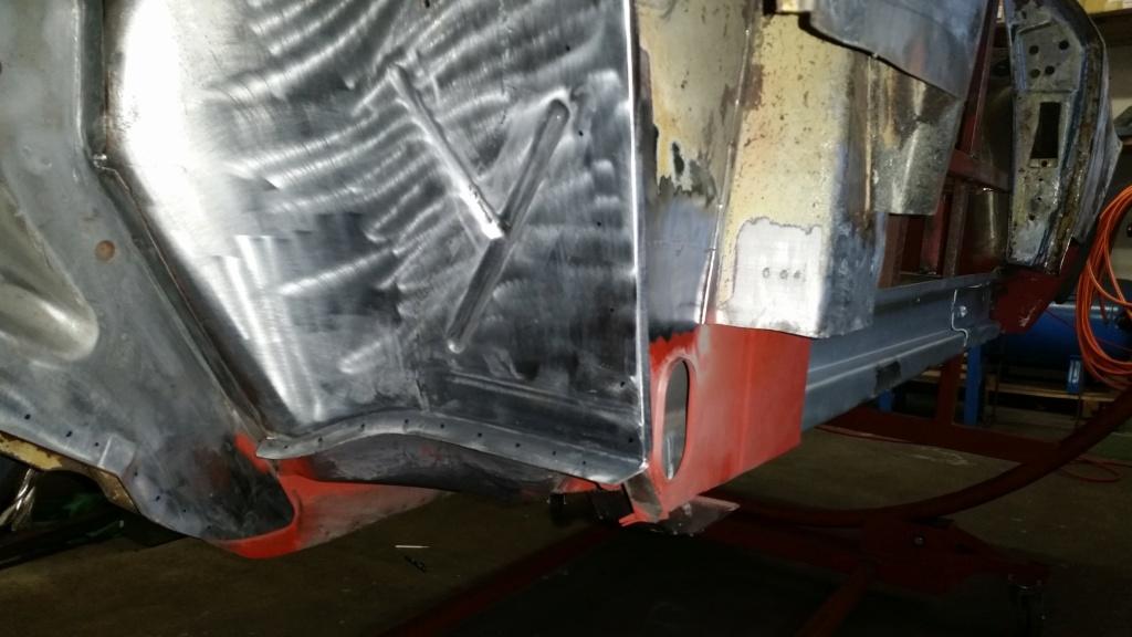 Restauration Alfa 2000 GT Veloce - Page 3 20161011