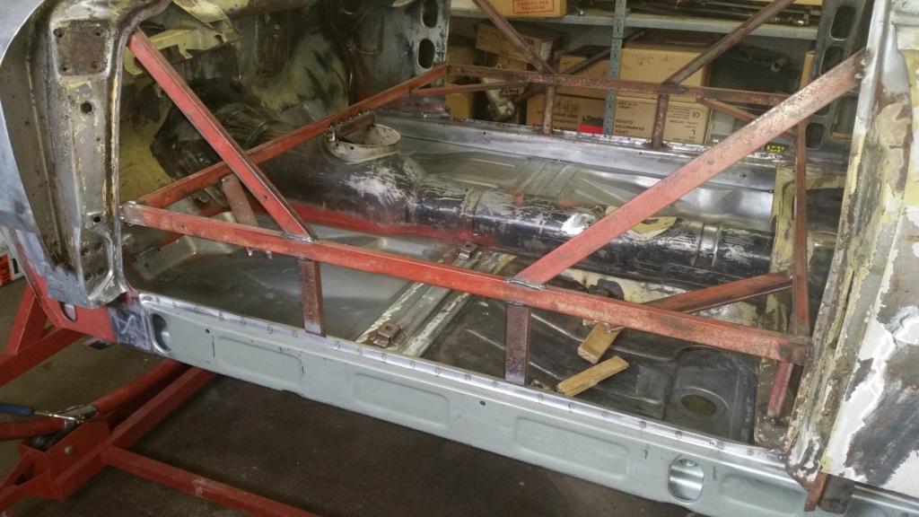 Restauration Alfa 2000 GT Veloce - Page 3 20161110