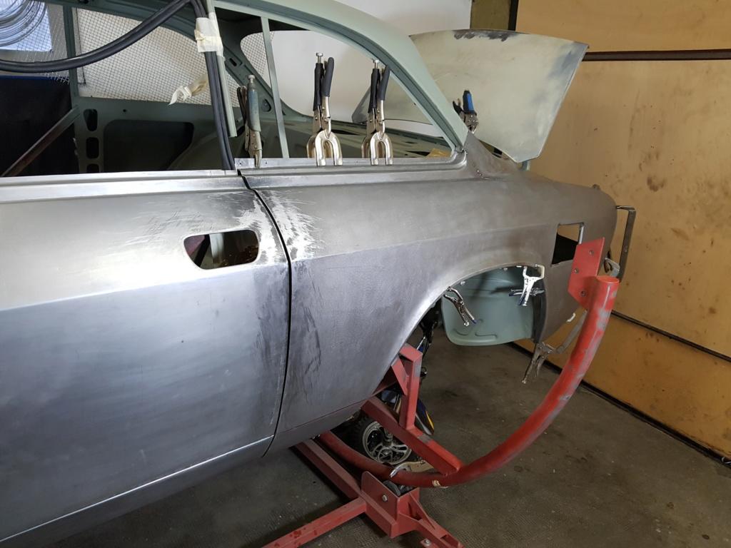Restauration Alfa 2000 GT Veloce - Page 5 20180111