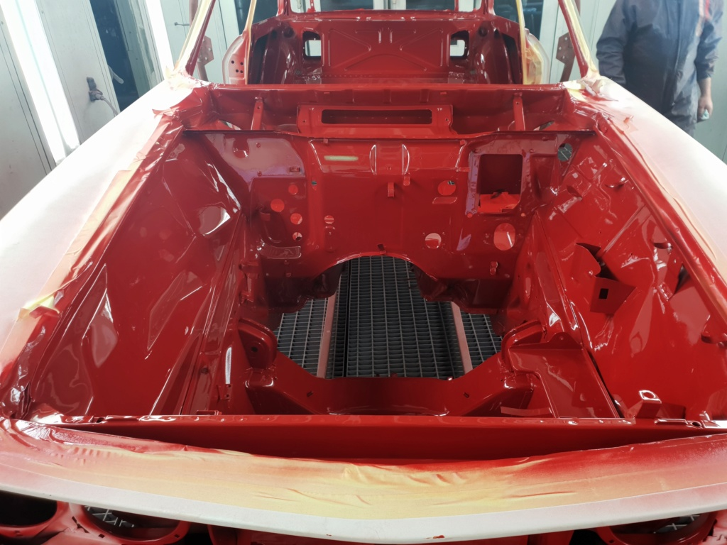 Restauration Alfa 2000 GT Veloce - Page 9 20190315
