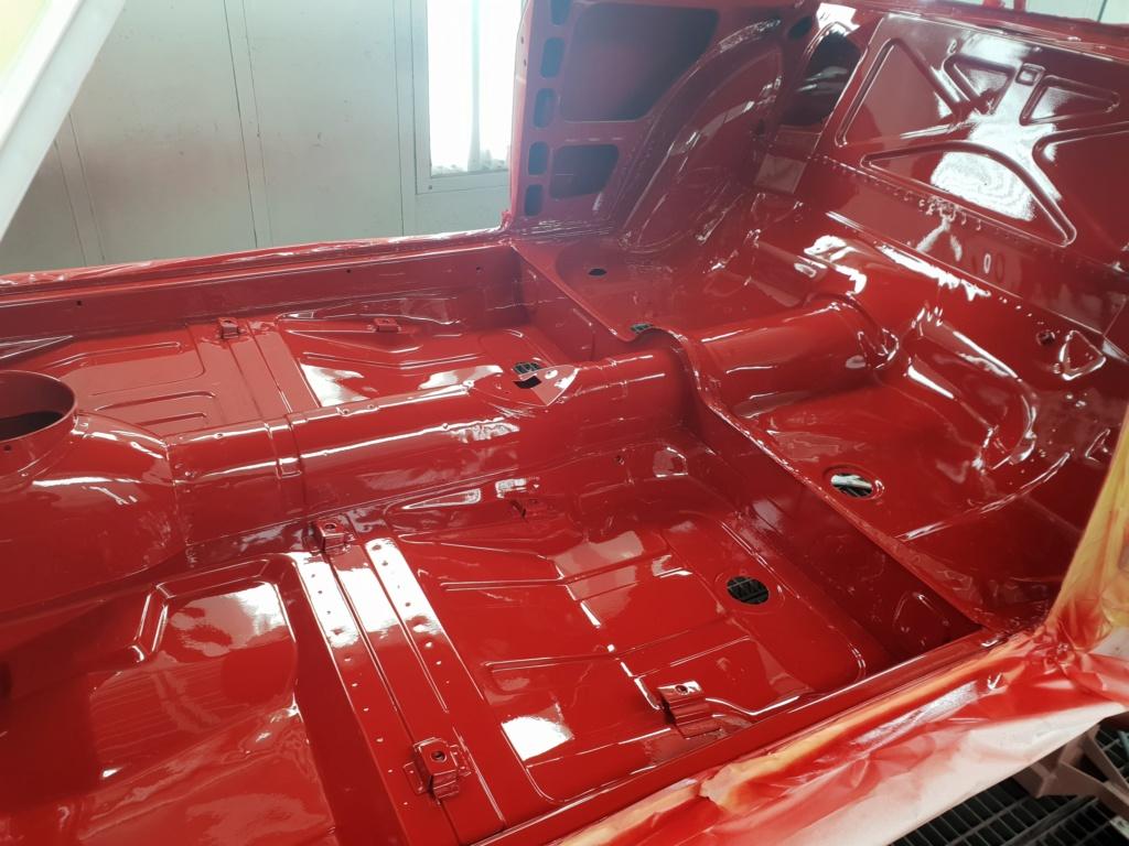 Restauration Alfa 2000 GT Veloce - Page 9 20190316