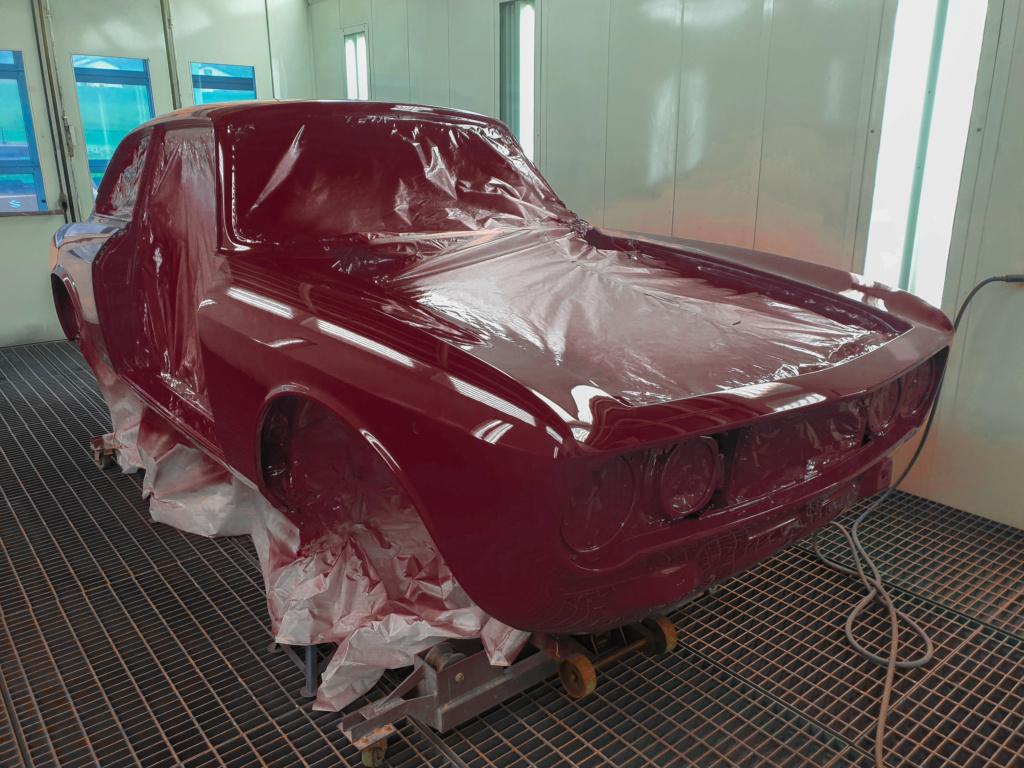 Restauration Alfa 2000 GT Veloce - Page 9 20190514