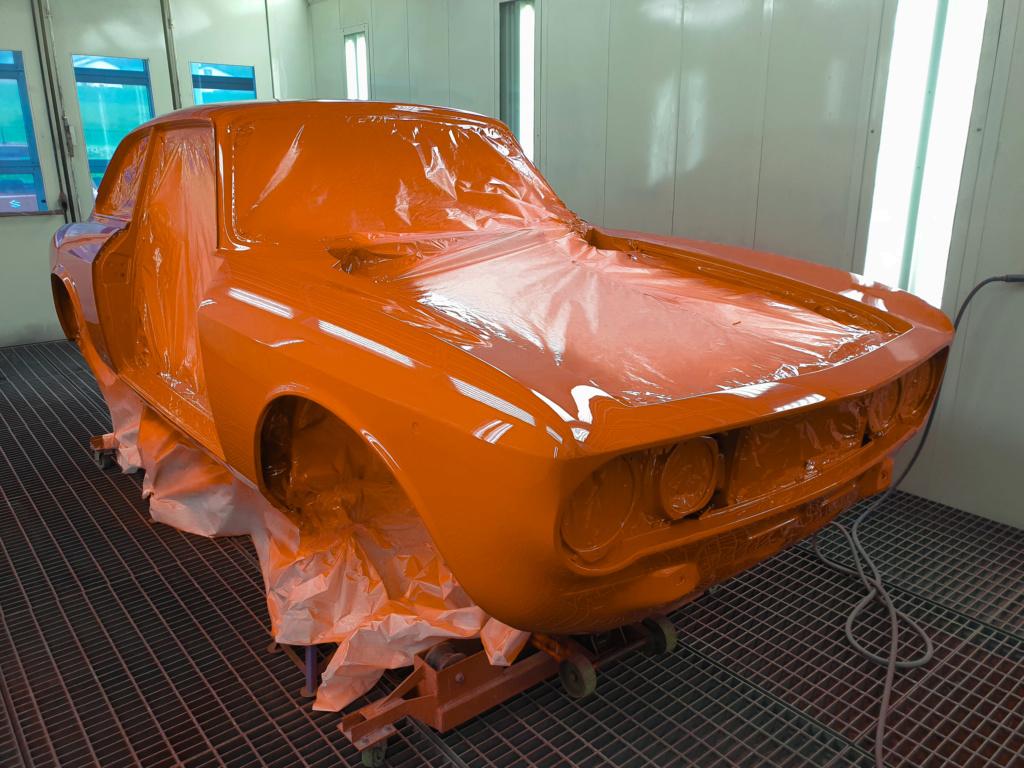 Restauration Alfa 2000 GT Veloce - Page 9 20190515