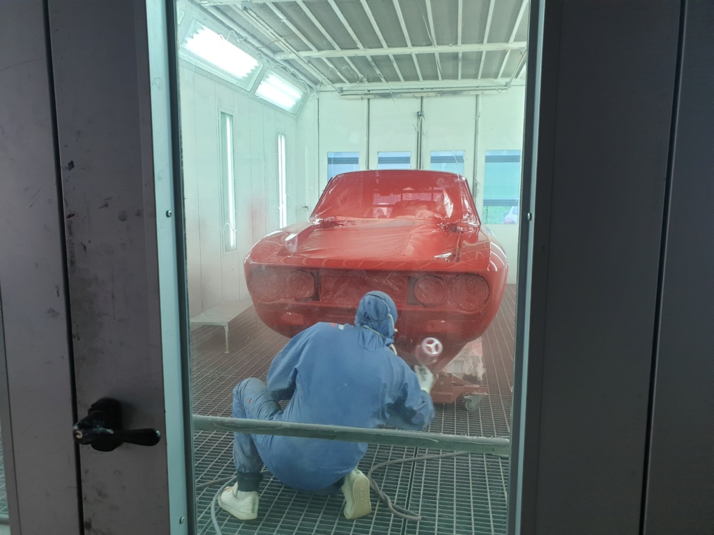 Restauration Alfa 2000 GT Veloce - Page 10 20190516