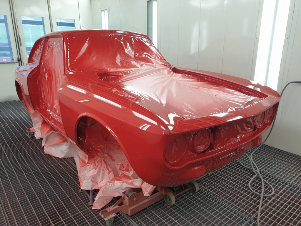 Restauration Alfa 2000 GT Veloce - Page 10 20190517