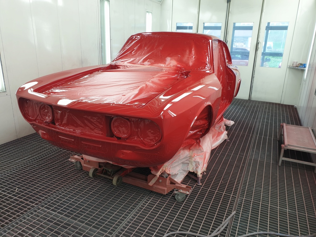 Restauration Alfa 2000 GT Veloce - Page 10 20190518