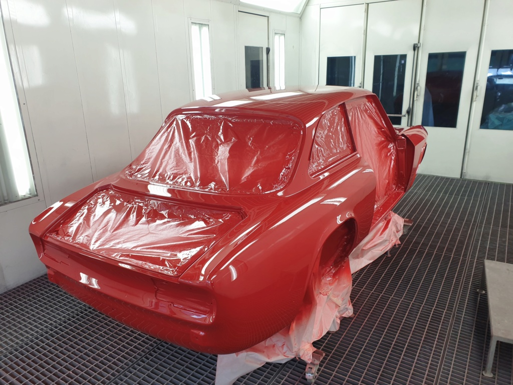 Restauration Alfa 2000 GT Veloce - Page 10 20190520