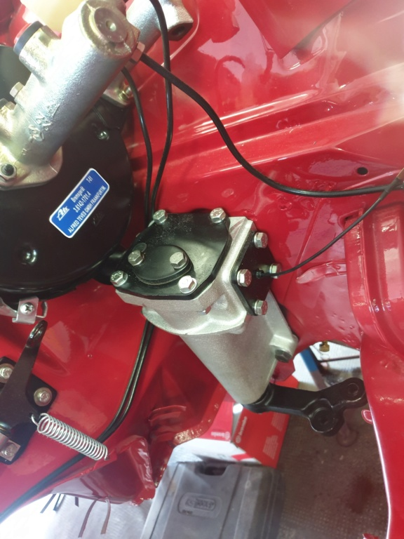 Restauration Alfa 2000 GT Veloce - Page 11 20190814