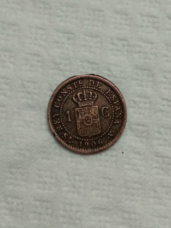 1 centimo Alfonso XIII 1906 con marca rara Img_2013