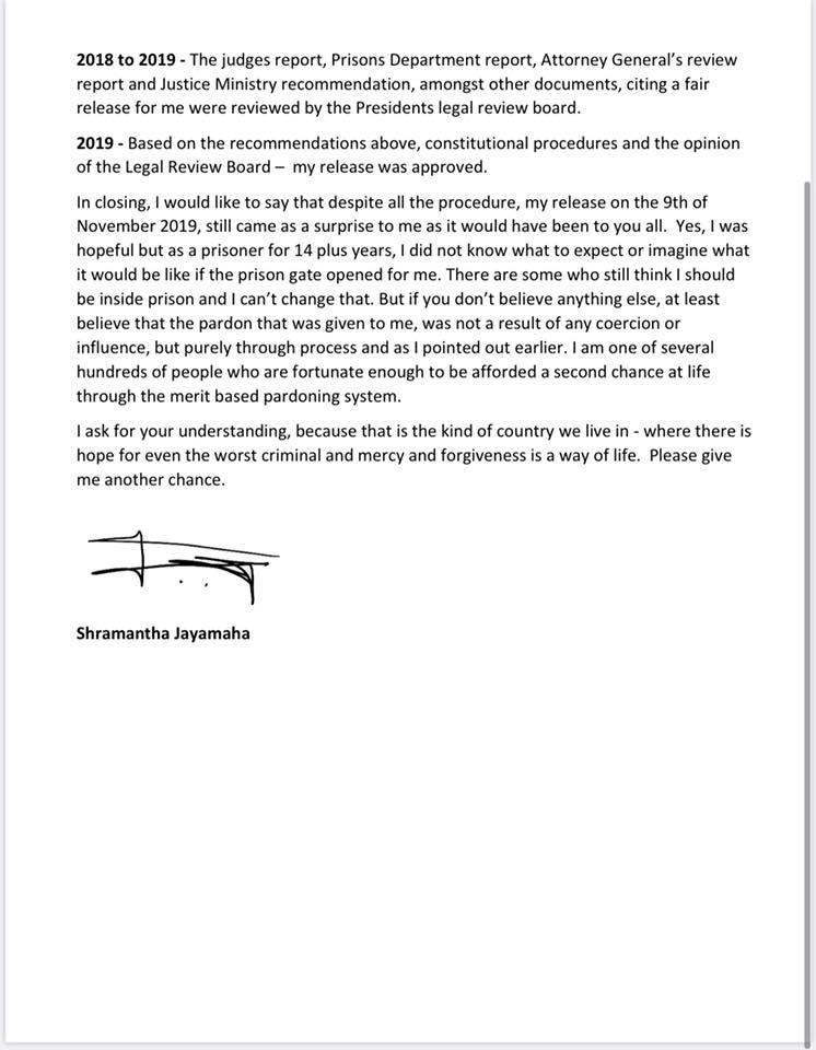 Presidential Pardon for Royal Park convict 85247a10