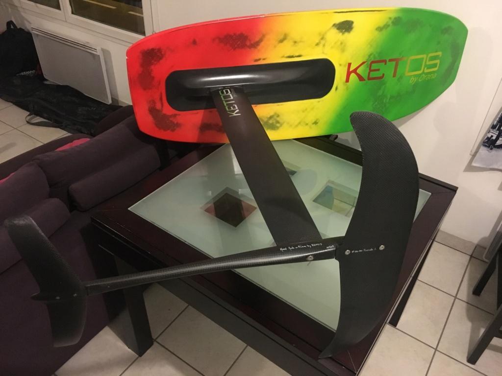 (VENDU) Foil Ketos + planche Skim 2a41ed10