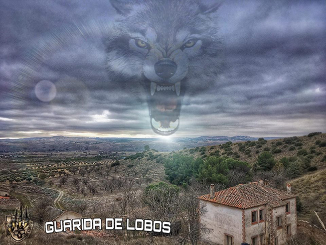 CAMPO GUARIDA DE LOBOS