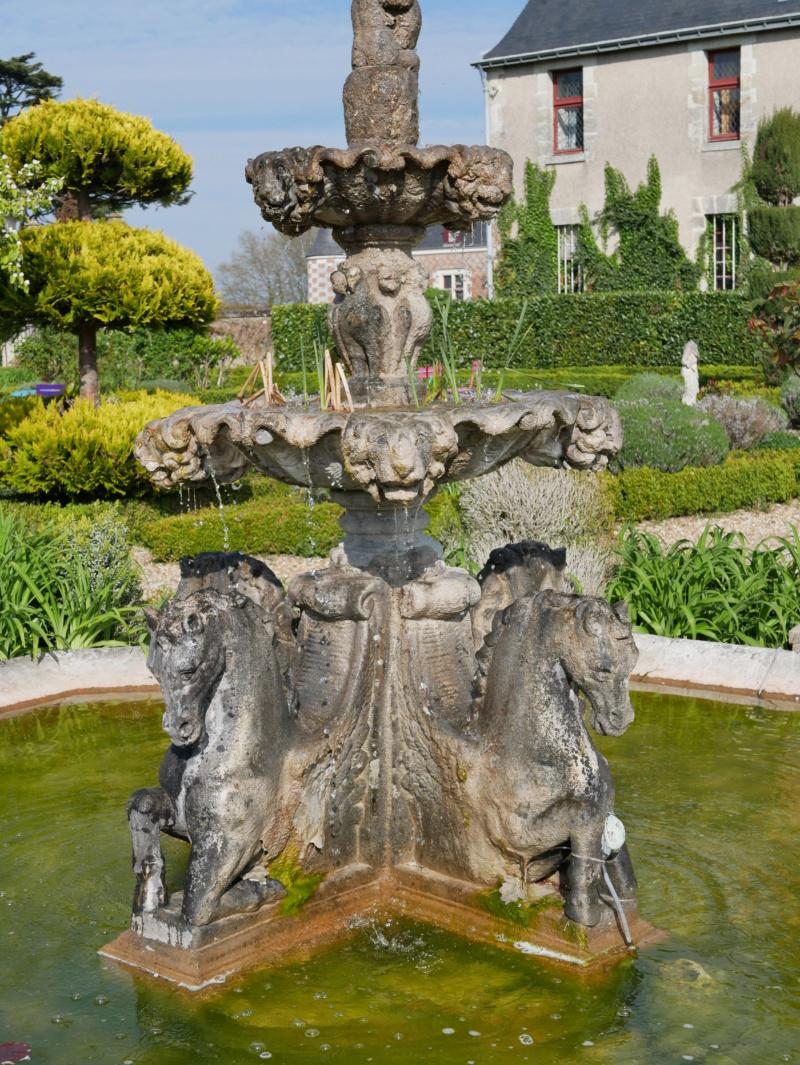 Dans le parc d'un Chateau en Touraine P1040015