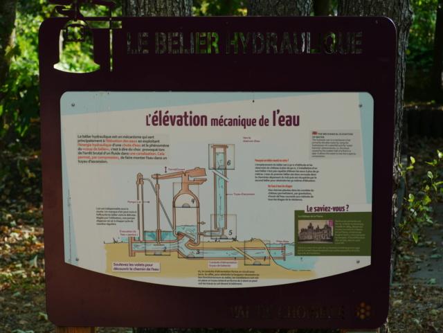 Le bélier hydraulique de charcenay 1 P1040911