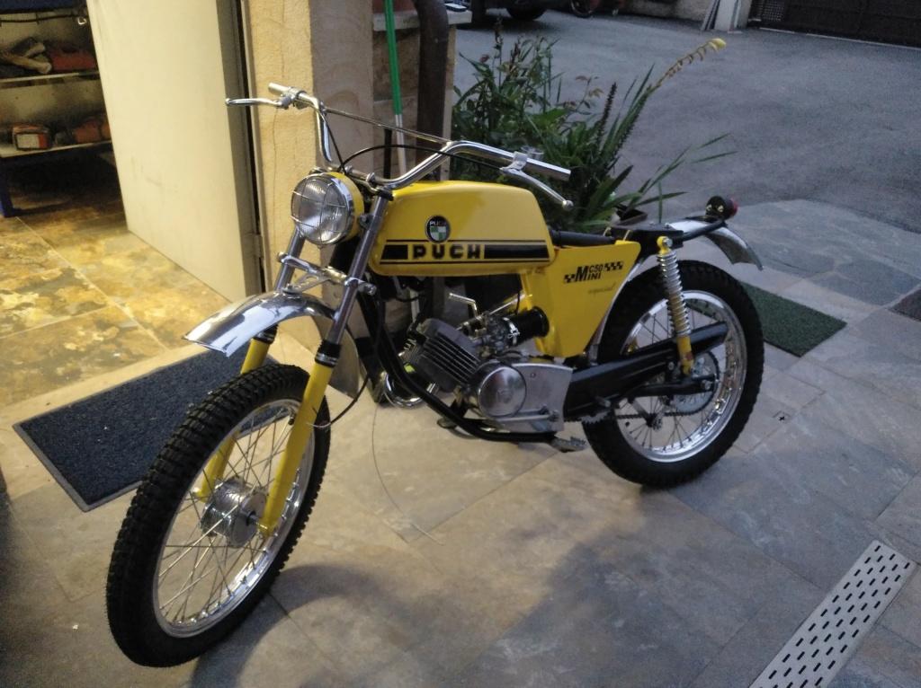 Restauración - Puch MC 50 especial Img_2046