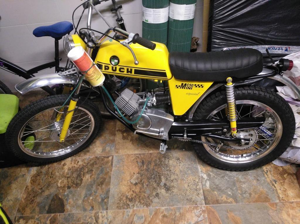 Restauración - Puch MC 50 especial Img_2047