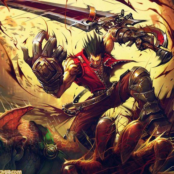 Guerre et donjon, l'histoire d'un Gardien Axekro10