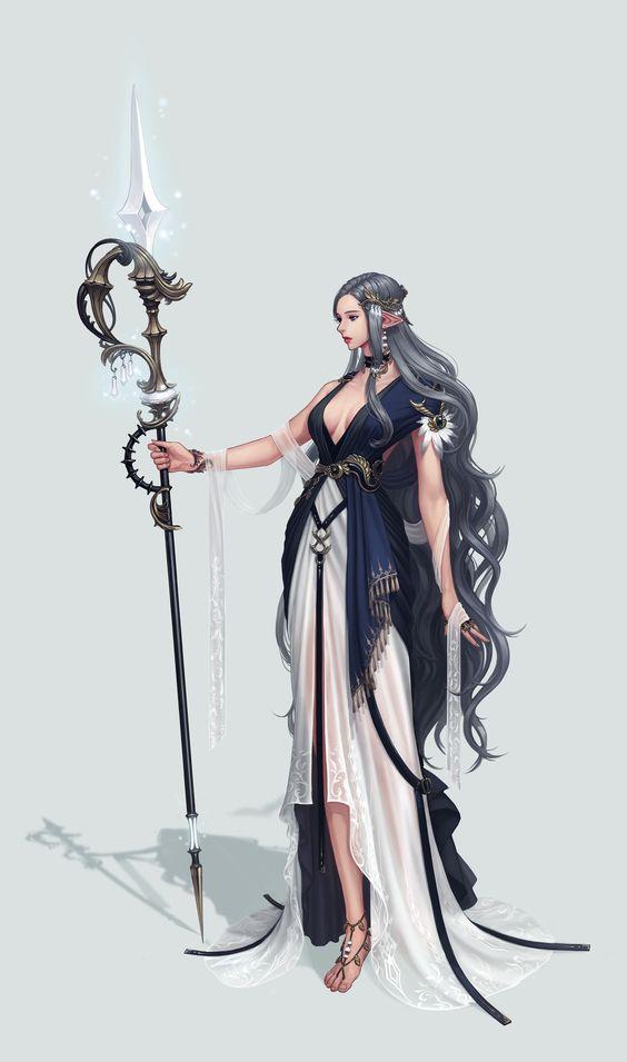 Flora Bluelise, Elf de l'Ondine Przotr11
