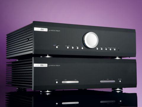 Retorno Musical Fidelity  M6PRE / M6PRX F72ca410