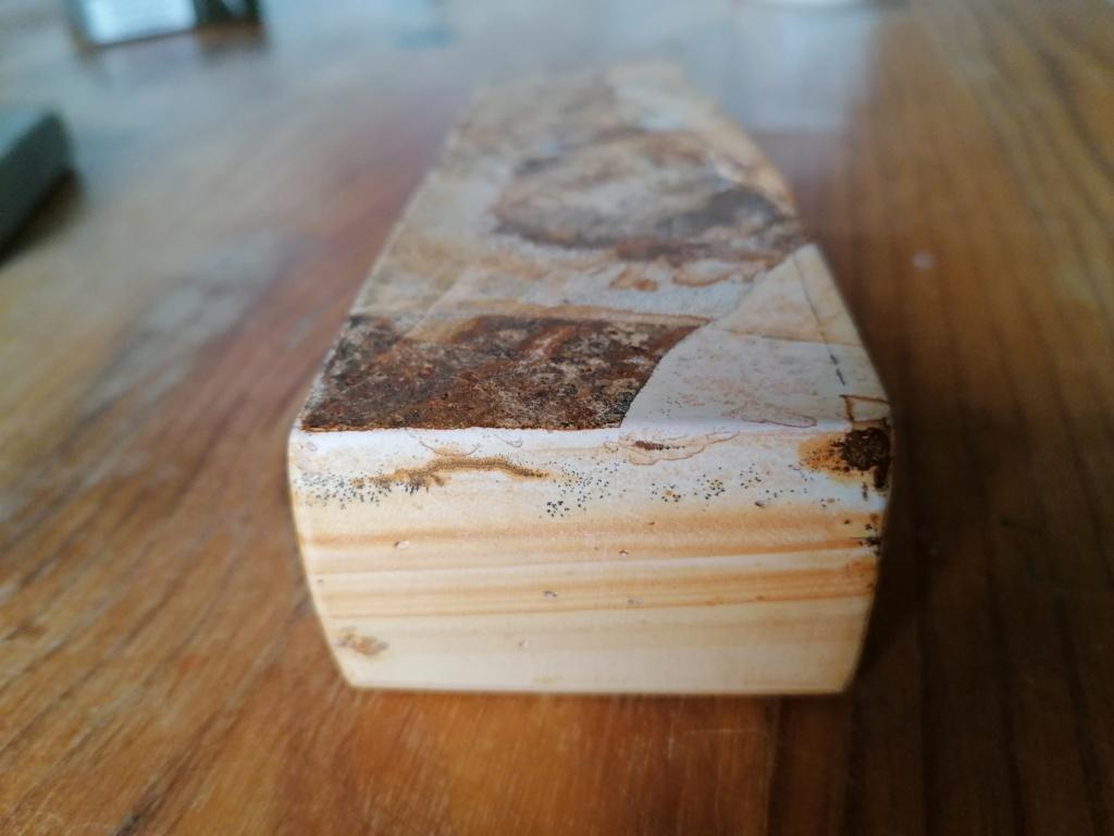 Laquage des pierres japonaise Sealin10