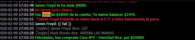 Reporte a usuarios [Tucano_2] [Peyo_Ssj] [Ramiro_vercetti] [Boris Moya] Y acusados en reporte. - Página 3 1010