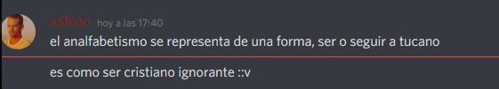[Reporte] Tucano 1211
