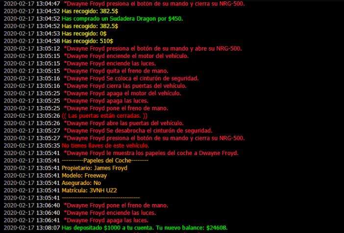 Reporte a usuarios [Tucano_2] [Peyo_Ssj] [Ramiro_vercetti] [Boris Moya] Y acusados en reporte. - Página 3 2710
