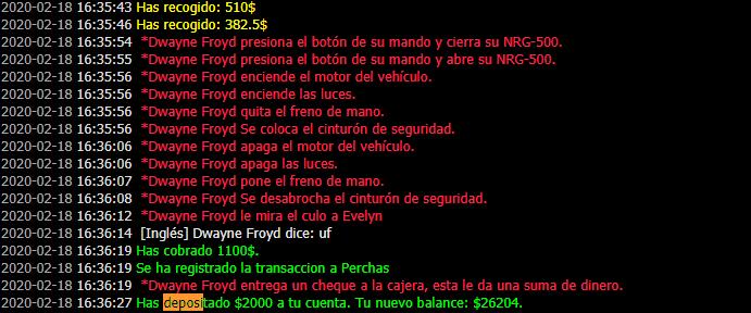 Reporte a usuarios [Tucano_2] [Peyo_Ssj] [Ramiro_vercetti] [Boris Moya] Y acusados en reporte. - Página 3 2910