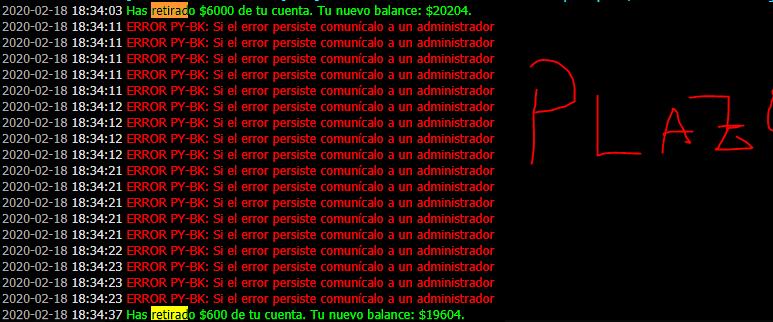 Reporte a usuarios [Tucano_2] [Peyo_Ssj] [Ramiro_vercetti] [Boris Moya] Y acusados en reporte. - Página 3 3011