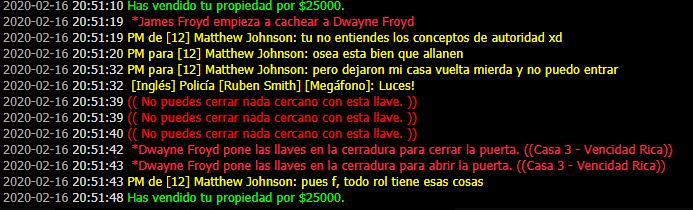 [Reporte] Dwayne Froyd (Tucano) Casas10