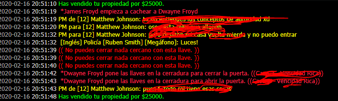 Reporte a usuarios [Tucano_2] [Peyo_Ssj] [Ramiro_vercetti] [Boris Moya] Y acusados en reporte. Nrg110