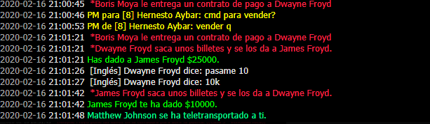 Reporte a usuarios [Tucano_2] [Peyo_Ssj] [Ramiro_vercetti] [Boris Moya] Y acusados en reporte. Nrg210