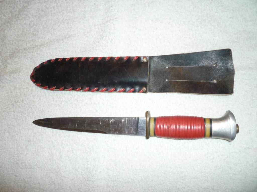Couteau / poignard non identifié P1060110