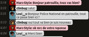 [P.N] Rapport de patrouille Marc-Style Superf11
