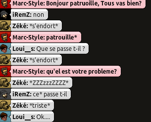 [P.N] Rapport de patrouille Marc-Style Superf13