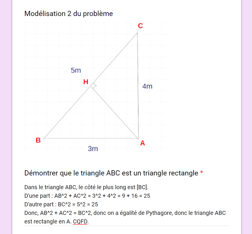 Mathématiques – DM2 - Problème : Une étagère un peu bancale – 14/07/2019 19:30 Corrig13