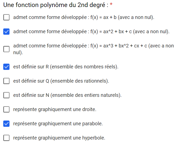 Mathématiques – DEVOIR FINAL 2nd degré – 07/08/2019 10:00 Corrig25