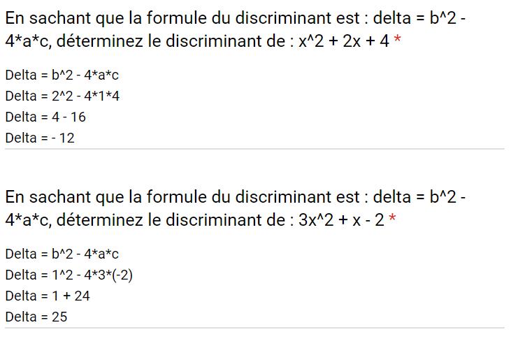 Mathématiques – DEVOIR FINAL 2nd degré – 07/08/2019 10:00 Corrig26