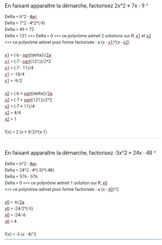 Mathématiques – DEVOIR FINAL 2nd degré – 07/08/2019 10:00 Corrig36