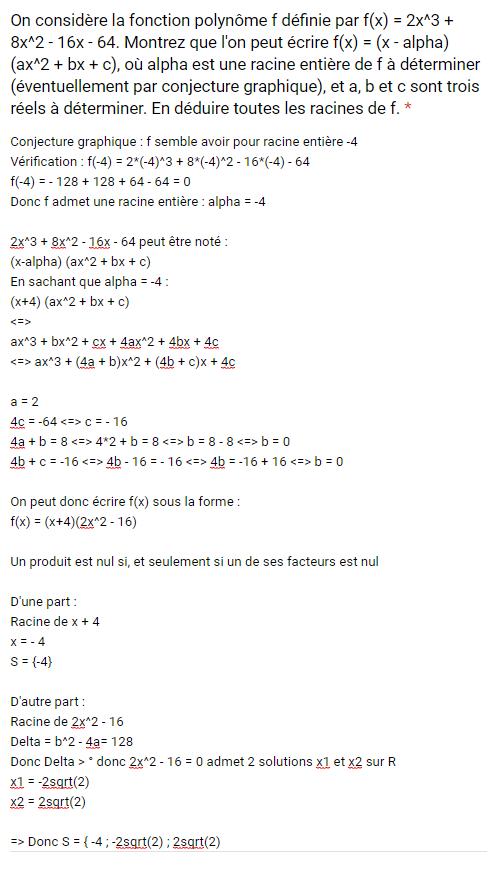 Mathématiques – DEVOIR FINAL 2nd degré – 07/08/2019 10:00 Corrig37